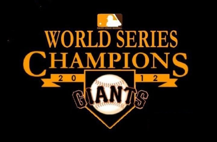 San Francisco Giants World Series Champion Logo
