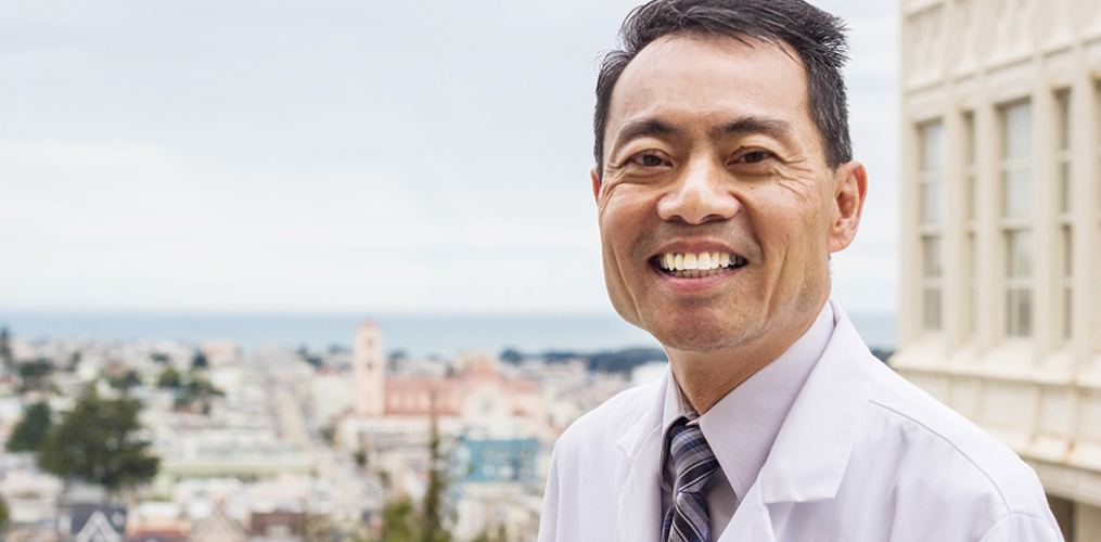 Photo of Dr. Chris Lin