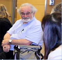 Photo of Stanton Glantz Director of the UCSF Center for Tobacco Control Research and Education.