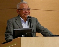 Photo of Keith Yamamoto UCSF Vice Chancellor for Research and the Executive Vice Dean of the School of Medicine.