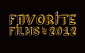 Text Favorite Films of 2012