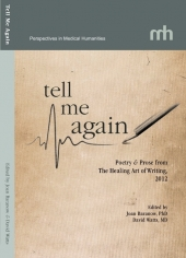 book cover of tell me again