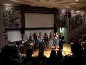 Picture of Vocal Chords a cappella group singing